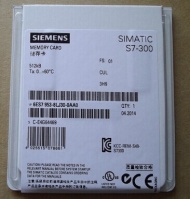 SIMATIC S7, MICRO MEMORY CARDF. S7-300/C7/ET 200,3.3 V NFLASH, 512 KBYTES